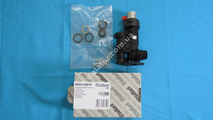 0020020015 3-х ходовий клапан Vaillant  atmoTEC Pro / turboTEC Pro full-image-3