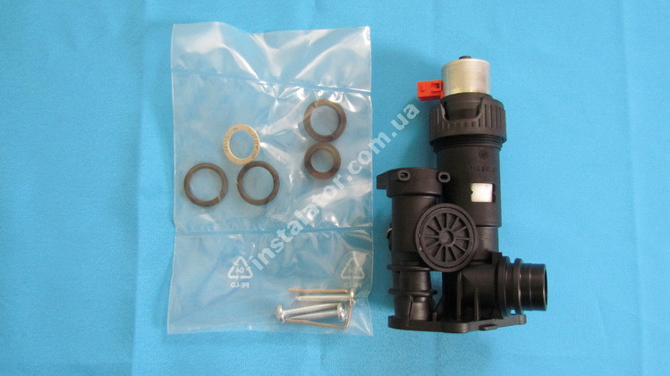 0020020015 3-х ходовий клапан Vaillant  atmoTEC Pro / turboTEC Pro full-image-4