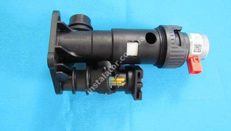 0020020015 3-х ходовий клапан Vaillant  atmoTEC Pro / turboTEC Pro full-image-1