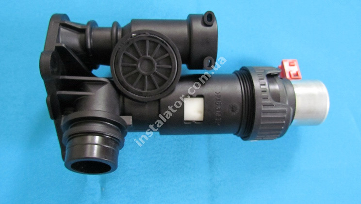 0020020015 3-х ходовий клапан Vaillant  atmoTEC Pro / turboTEC Pro full-image-0