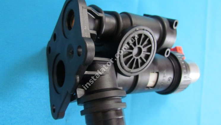 0020020015 3-х ходовий клапан Vaillant  atmoTEC Pro / turboTEC Pro full-image-2