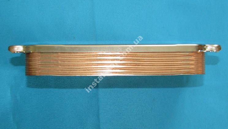 0020020018 Теплообмінник (ГВП) 13 пластин VAILLANT TEC PRO, PLUS, R1 full-image-0