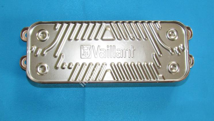 0020020018 Теплообмінник (ГВП) 13 пластин VAILLANT TEC PRO, PLUS, R1 full-image-2