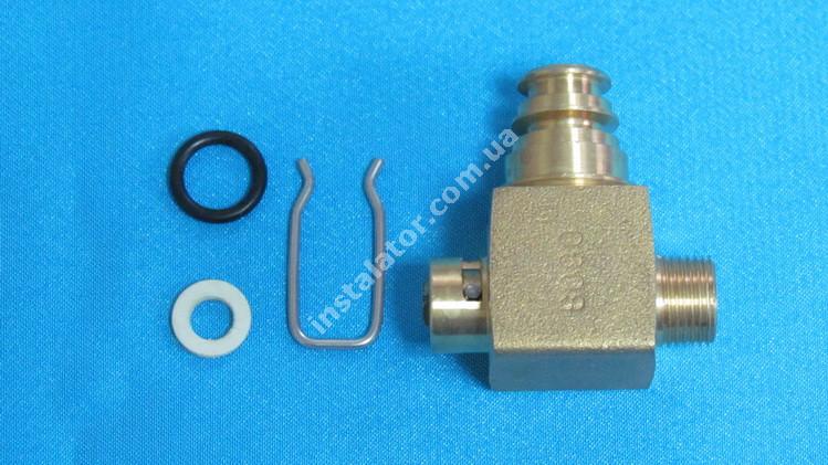 014674 Кран підпитки (наповнення) VAILLANT MAX Pro-Plus VUW (зелені ручки) full-image-4