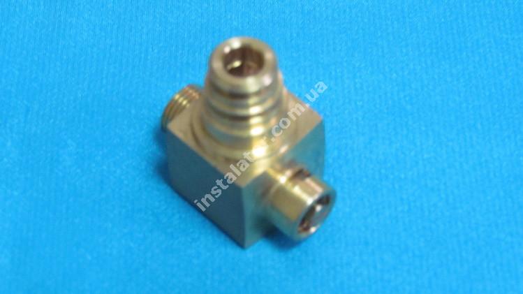 014674 Кран підпитки (наповнення) VAILLANT MAX Pro-Plus VUW (зелені ручки) full-image-2