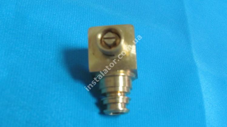 014674 Кран підпитки (наповнення) VAILLANT MAX Pro-Plus VUW (зелені ручки) full-image-1