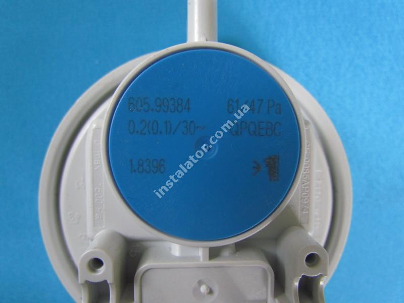 1.8396 Реле тиску димових газів (пресостат) Immergas 61/47 Ра full-image-2