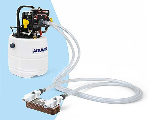 Адаптер (перехід) для промивки теплообмінника AQUMAX full-image-3