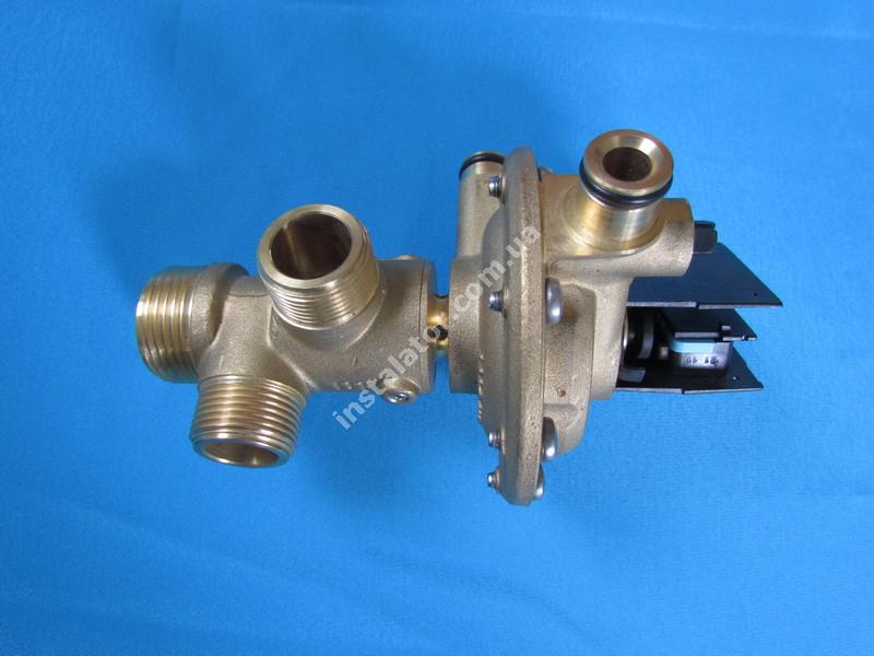 21002478 3-х ходовий клапан Micra2 взборі (круглий) full-image-1