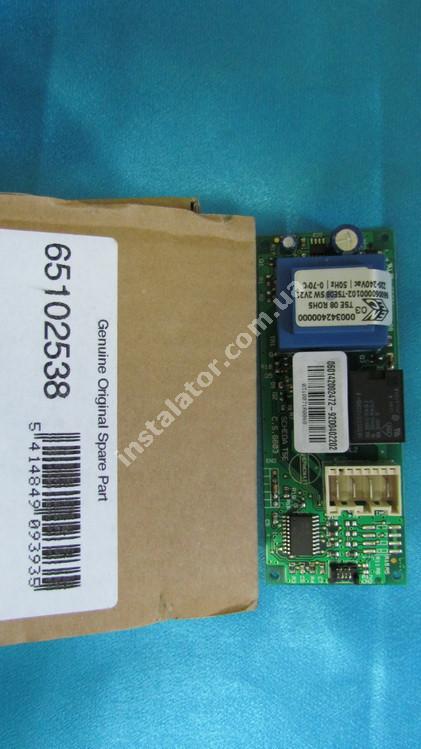 65102538 Плата електронна бойлера ARISTON Ti Tronic V / Best Slim  full-image-2