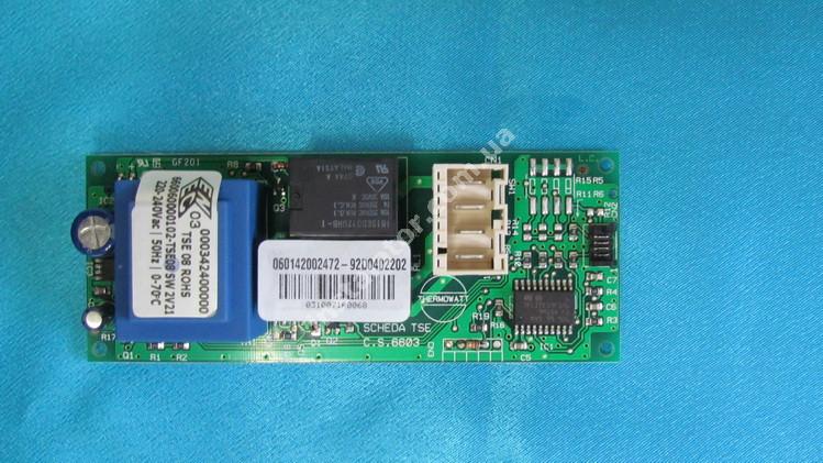 65102538 Плата електронна бойлера ARISTON Ti Tronic V / Best Slim  full-image-1