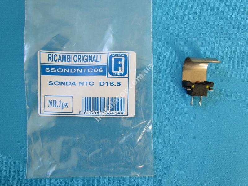 6SONDNTC06 Датчик температури (зонд NTC) контура ГВП Fondital d18 мм full-image-0