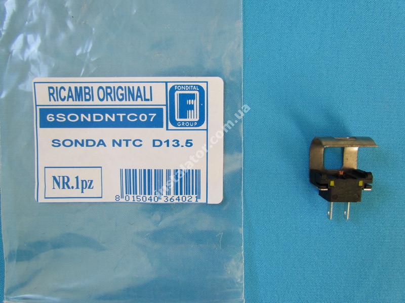 6SONDNTC07 Датчик температури  (зонд NTC) FONDITAL контура ГВП d13,5мм full-image-2