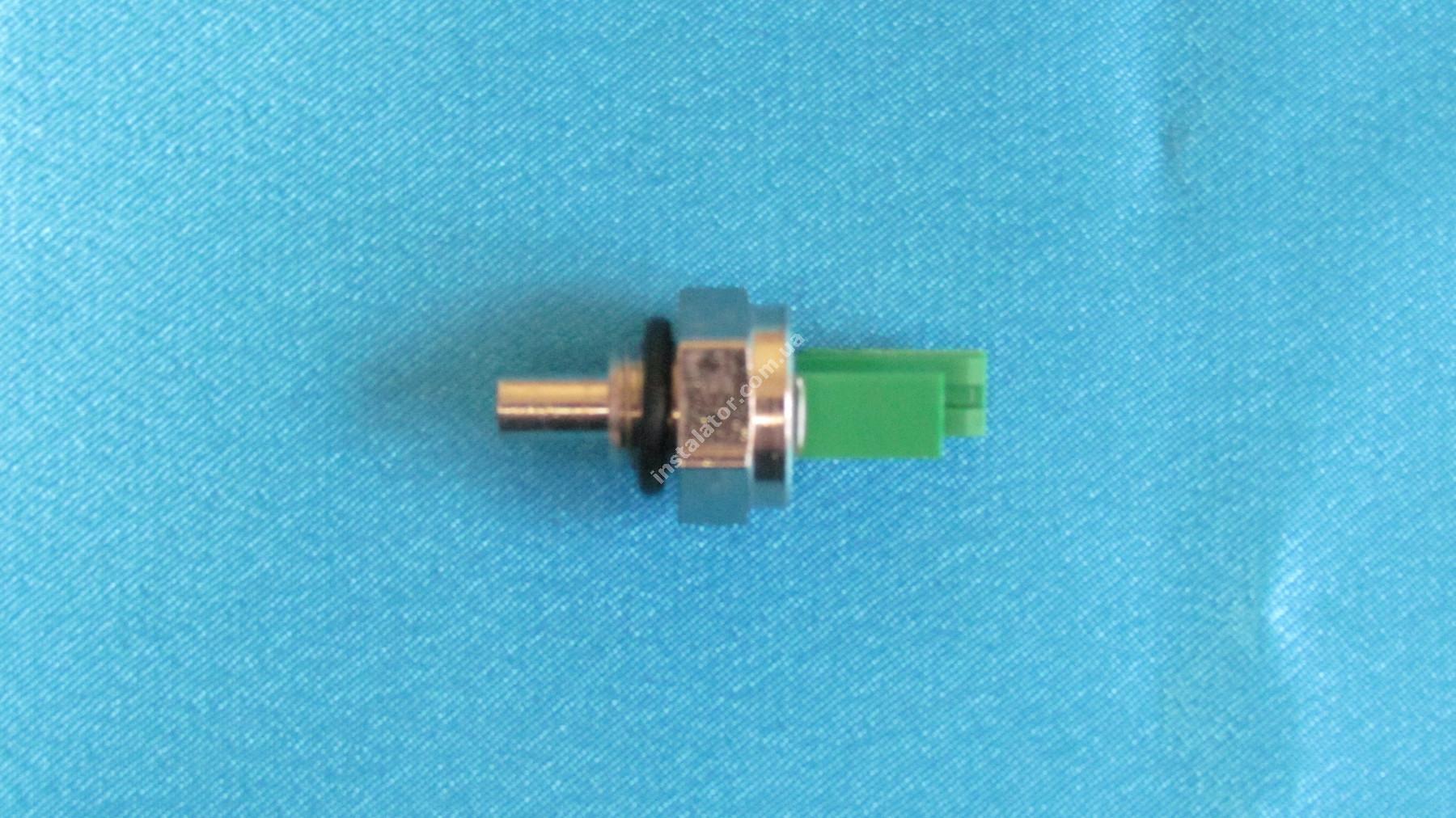 998458 Датчик темпператури (зонд NTC) погружний зелений ARISTON TX / MICROGENUS full-image-1