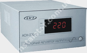 Стабілізатор напруги LVT АСН-350С full-image-0