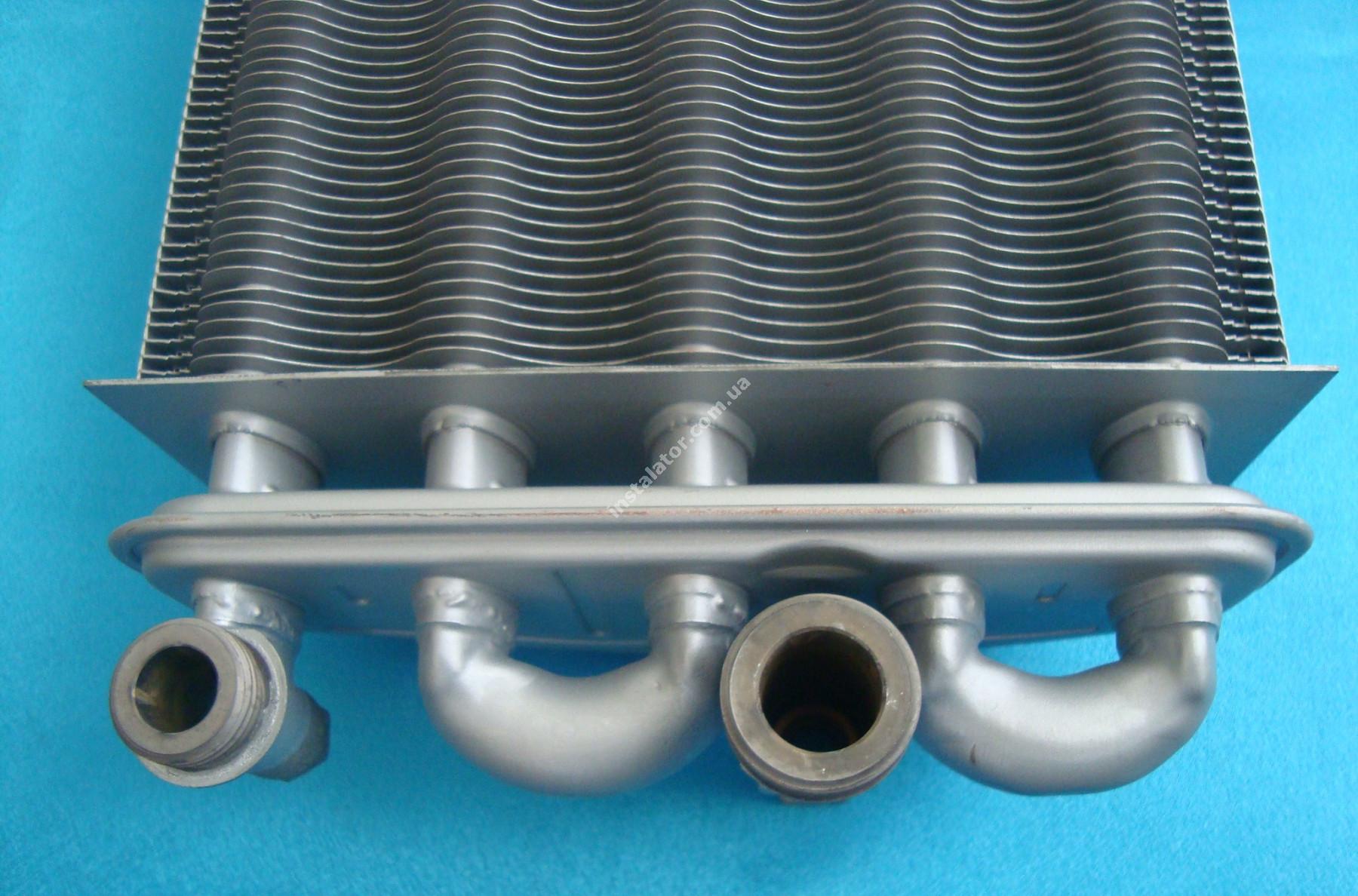 SCAMBIN10 (0020025297) Теплообмінник бітермічний FONDITAL full-image-1