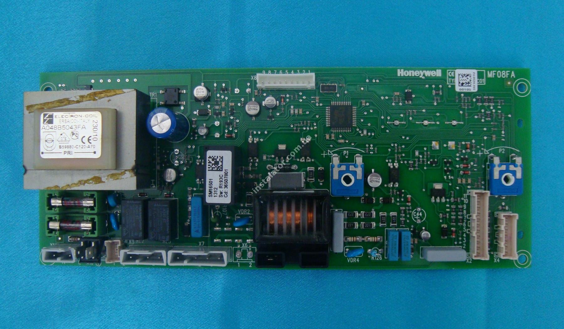 39812110 Плата  Ferroli  DOMICOMPACT full-image-0