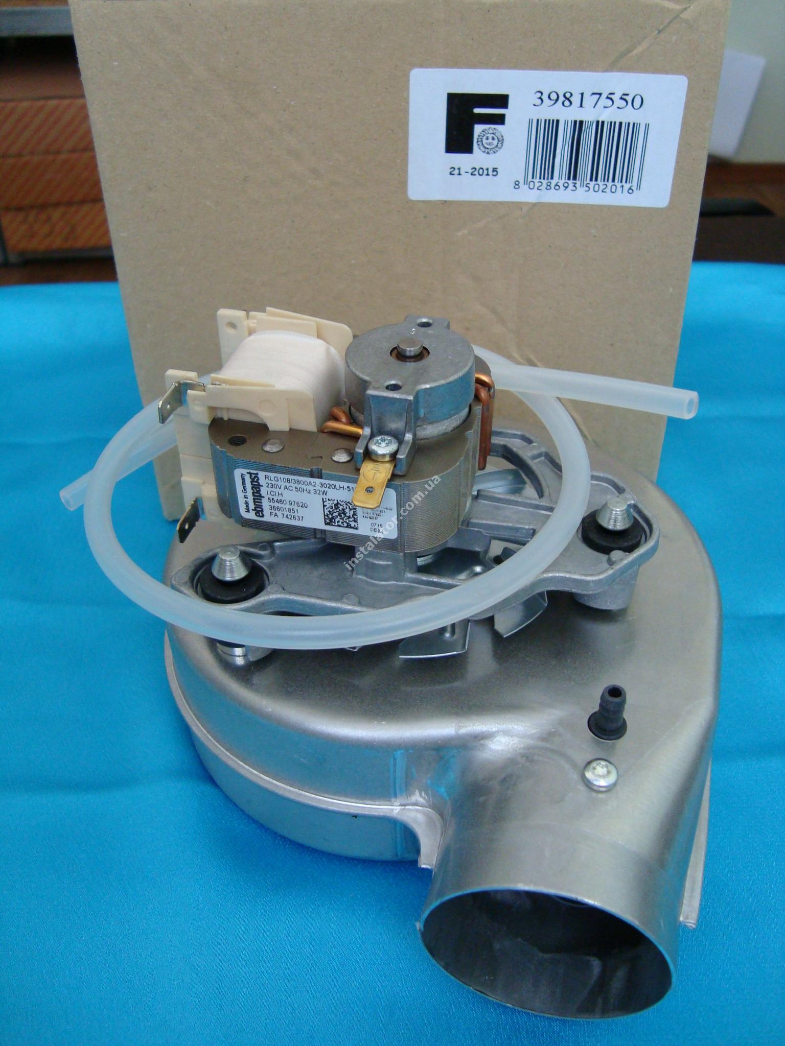 39817550 Турбіна FERROLI  Domicompact, Domina, Domitop, New Elite 24 кВт full-image-0