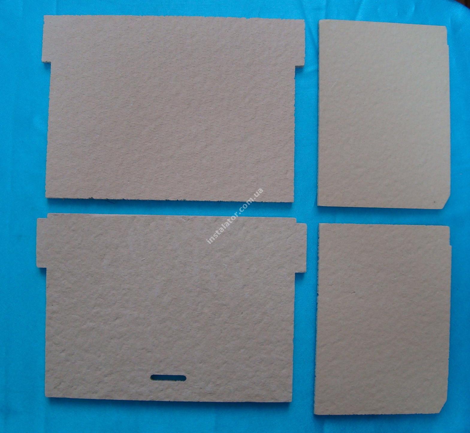 65104695 Термоізоляція камери згорання ARISTON Genus, Glass, Egis (комплект) full-image-0
