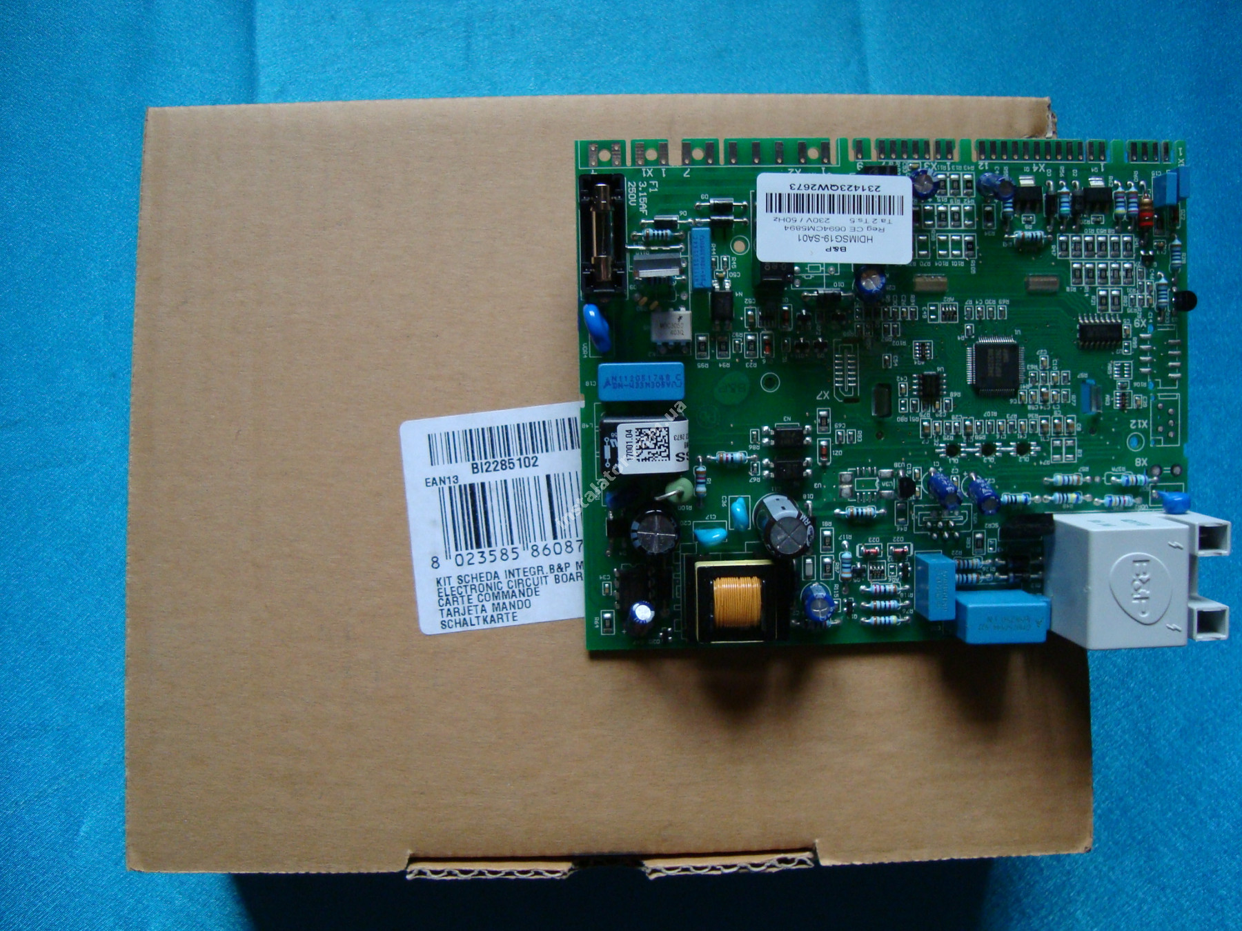 BI2285102 Плата електронна BIASI Binnova M297 full-image-3