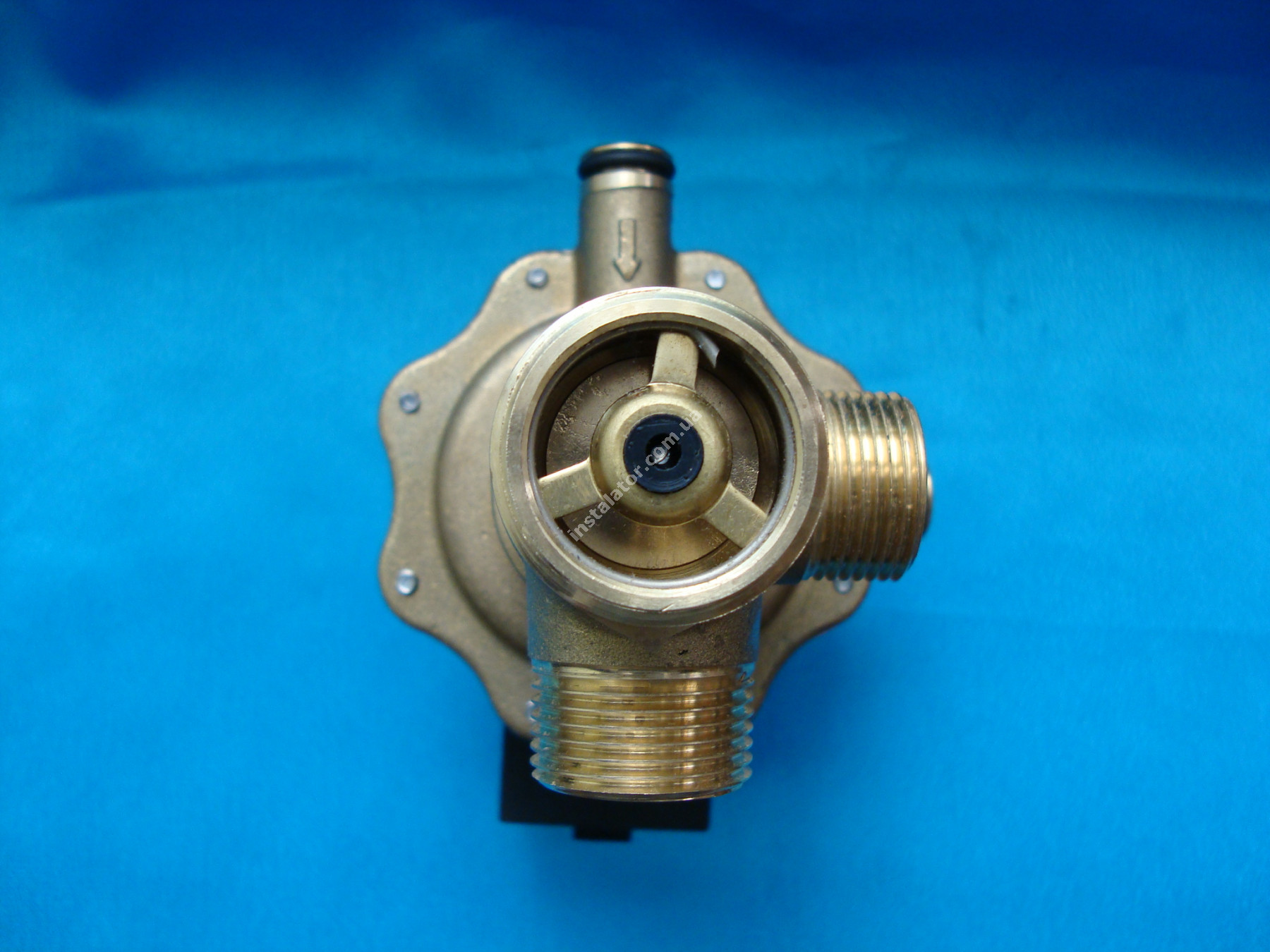 21002478 3-х ходовий клапан Micra2 взборі (квітка) full-image-1