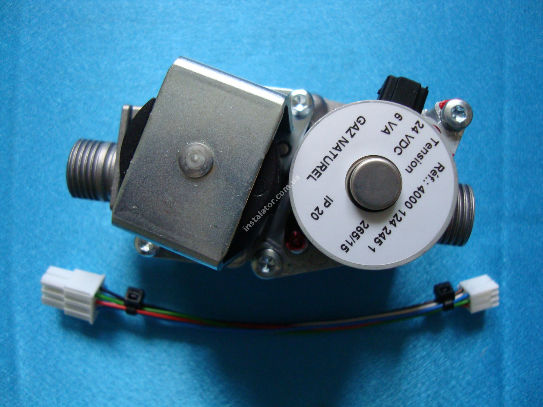 0020035639 Газовий клапан без регулятора PROTHERM, SAUNIER DUVAL (Honeywell) full-image-5