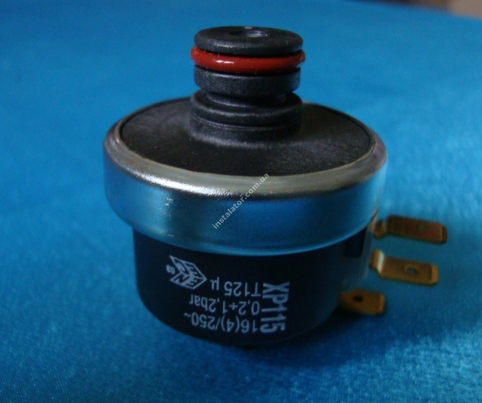 6PRESSAC05 Реле тиску води  ANTEA/ DELFIS XP115 0,2-1,2 бар full-image-2