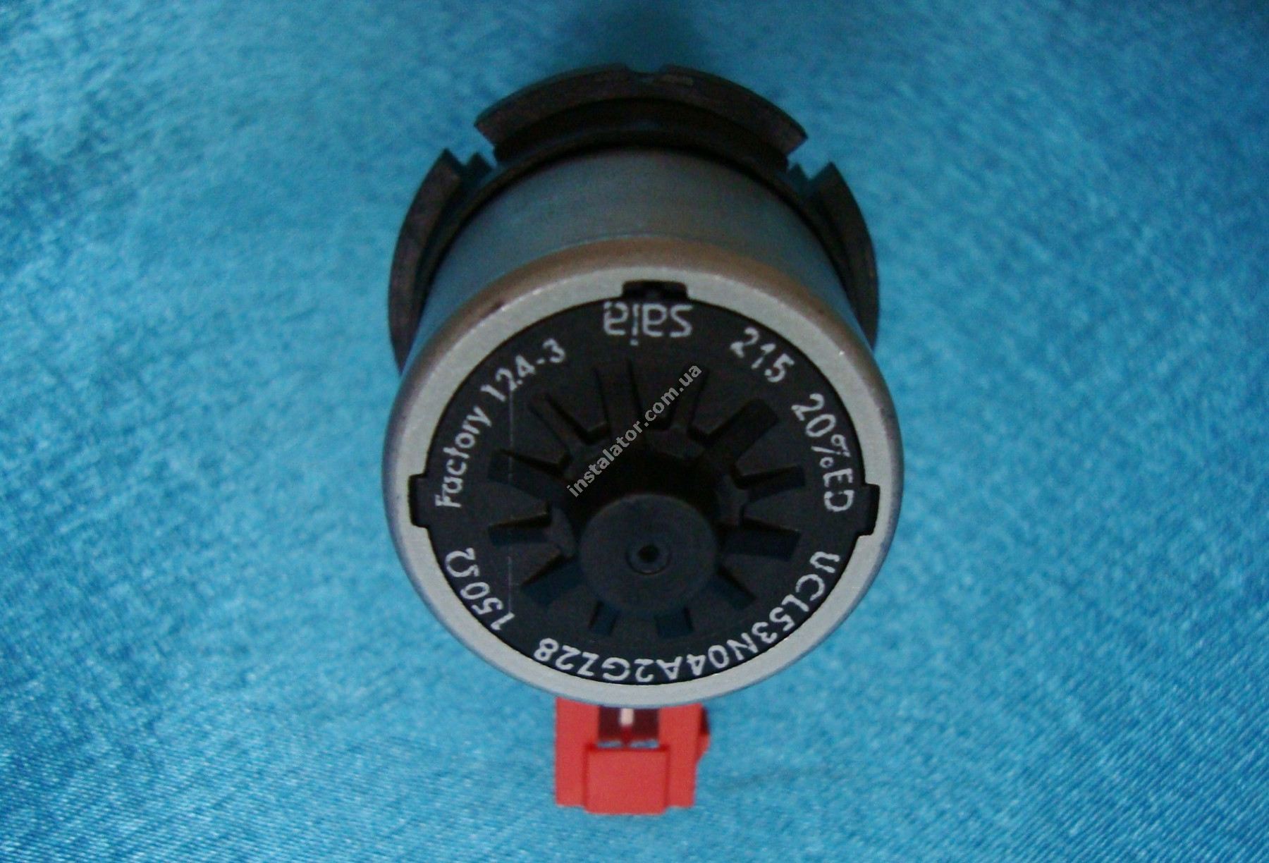 S1053700 Привід 3-х ходового клапана Saunier Duval Semia, Isofast   full-image-2