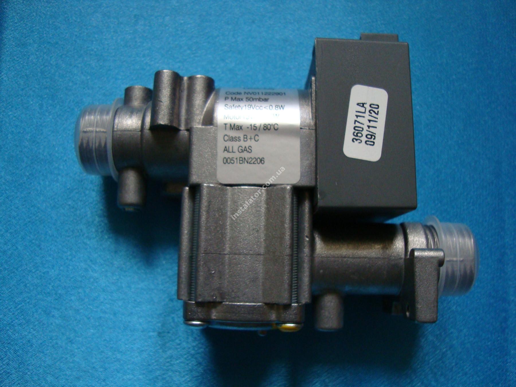 36071LA Газовий клапан Radiant M24 full-image-1