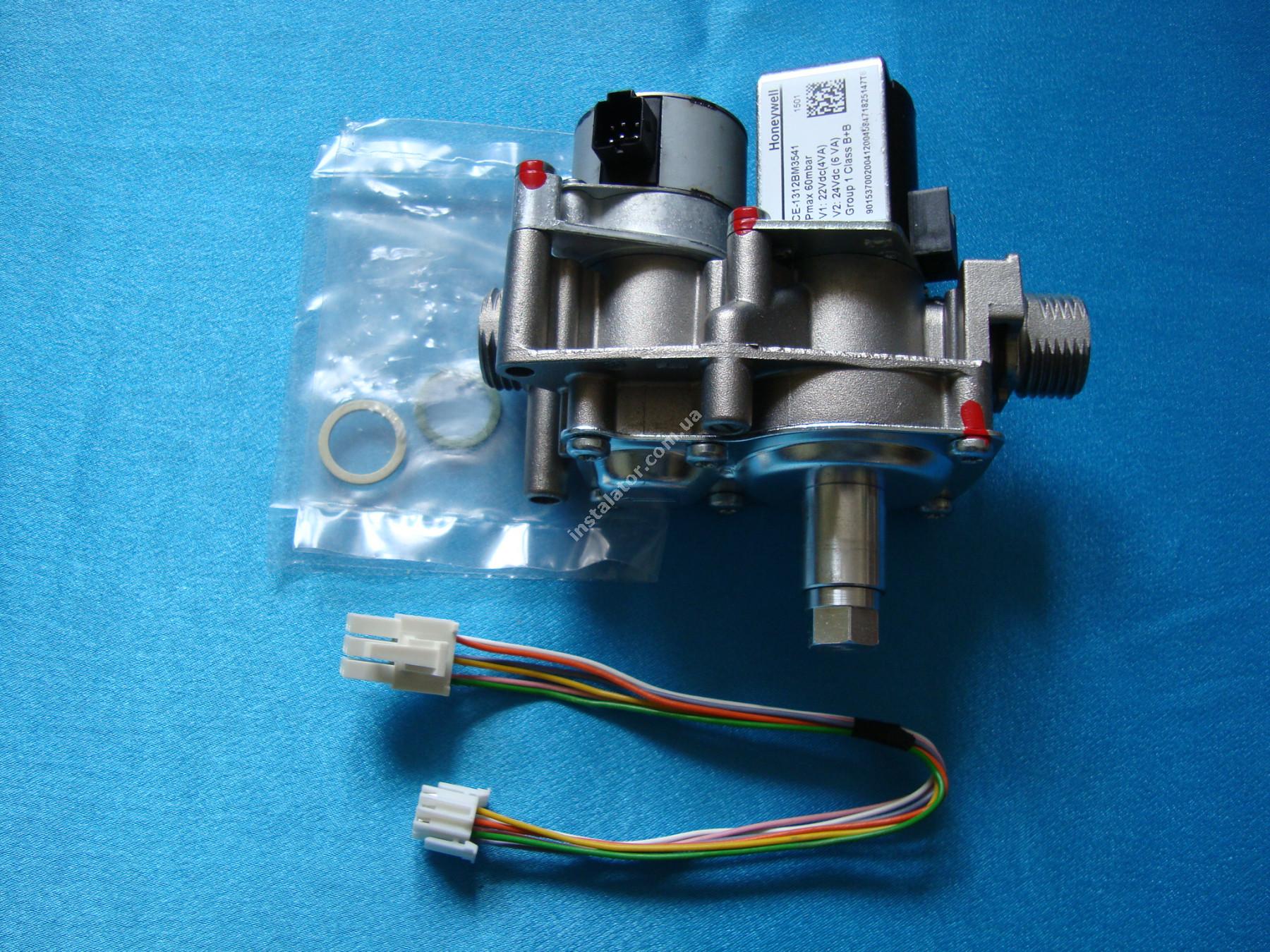 S1071600 Газовий клапан з регулятором SAUNIER DUVAL Themaclassic, Isofast, Combitek  full-image-3
