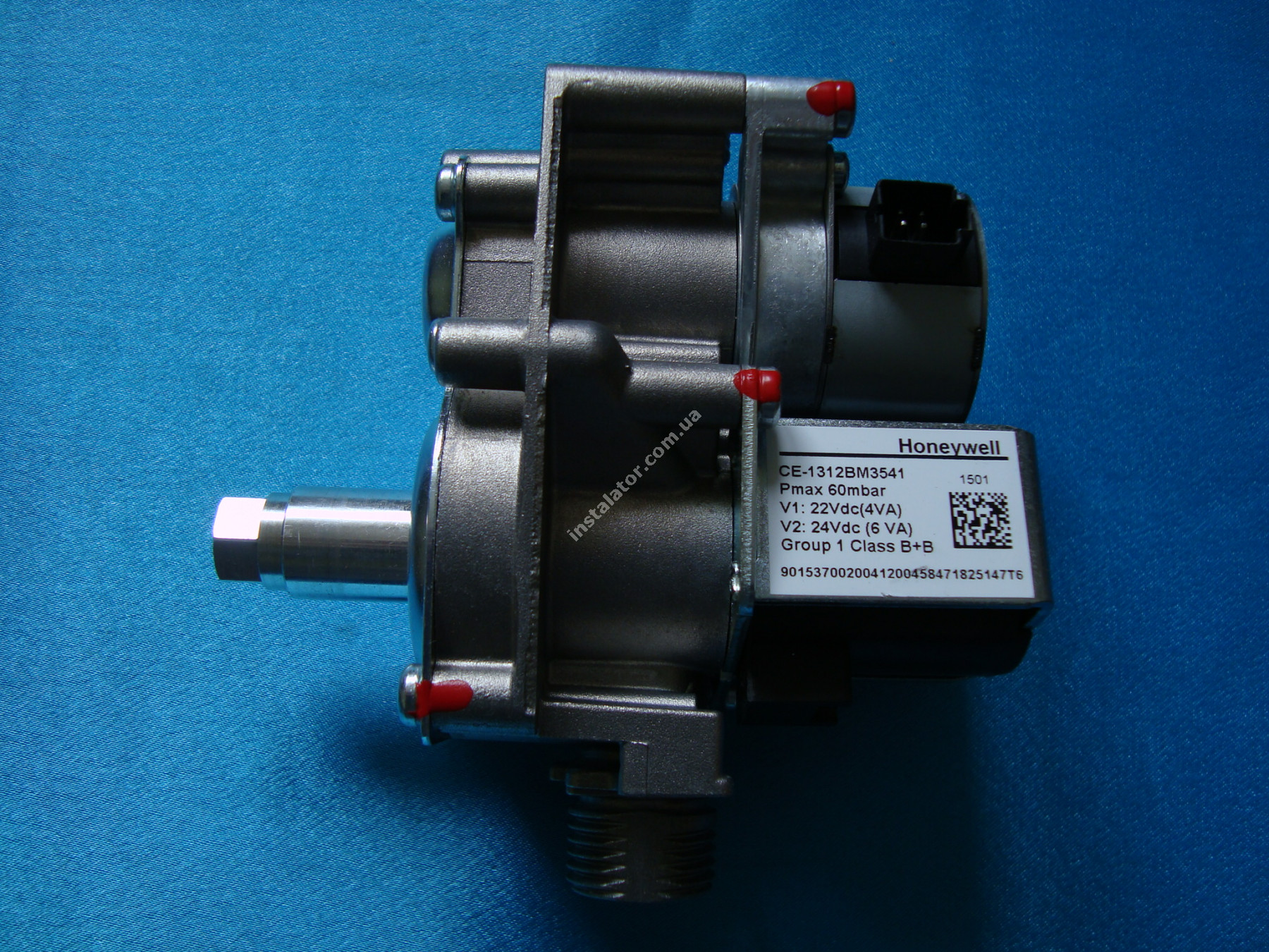 S1071600 Газовий клапан з регулятором SAUNIER DUVAL Themaclassic, Isofast, Combitek  full-image-0