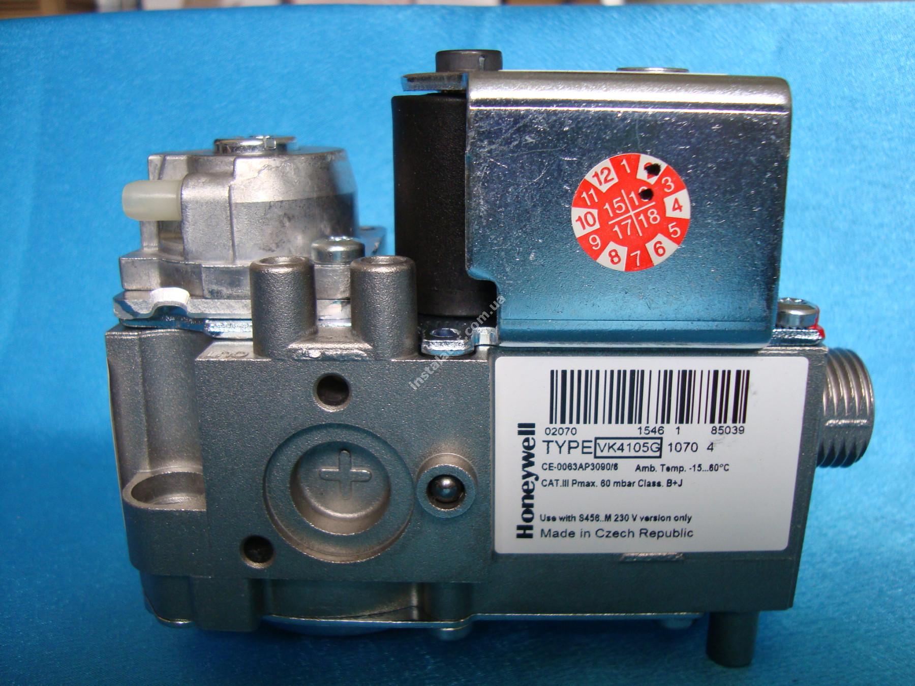 39804880 Газовий клапан FERROLI Domina, Domitop full-image-2