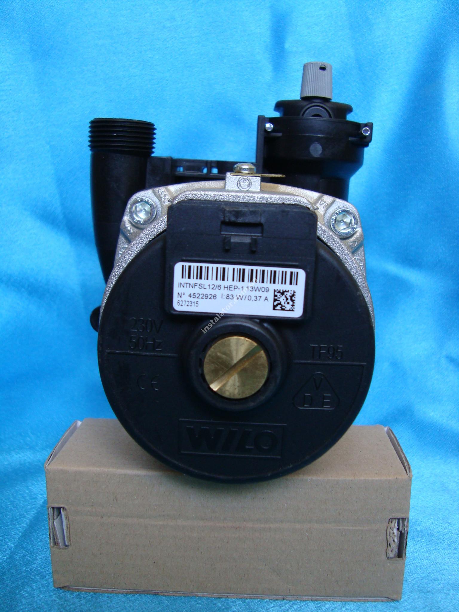 6272310 Циркуляційний насос Wilo  SIME METROPOLIS DGT 25 full-image-0