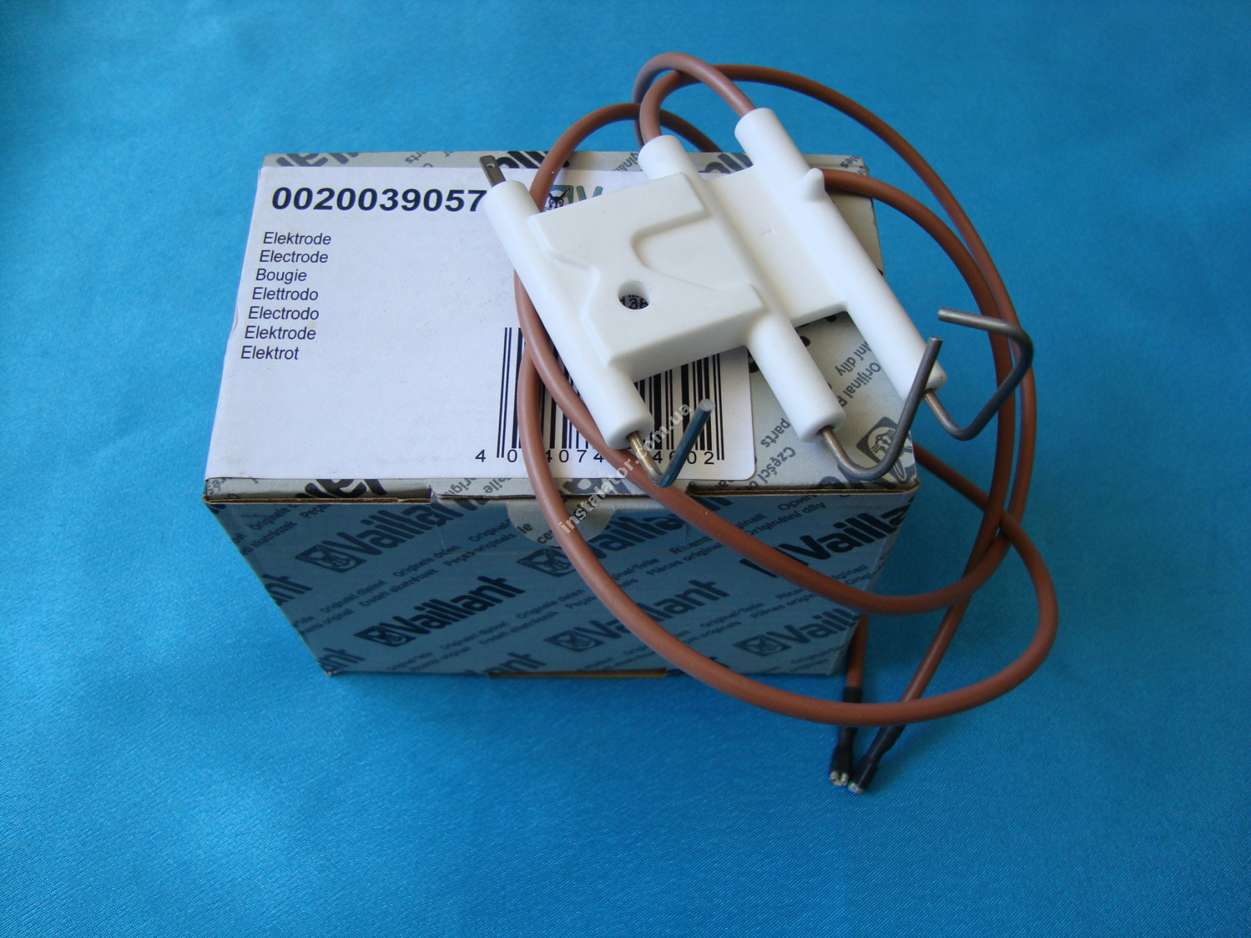 0020039057 Група електродів  VAILLANT atmoTec, turboTec Pro\Plus   full-image-2