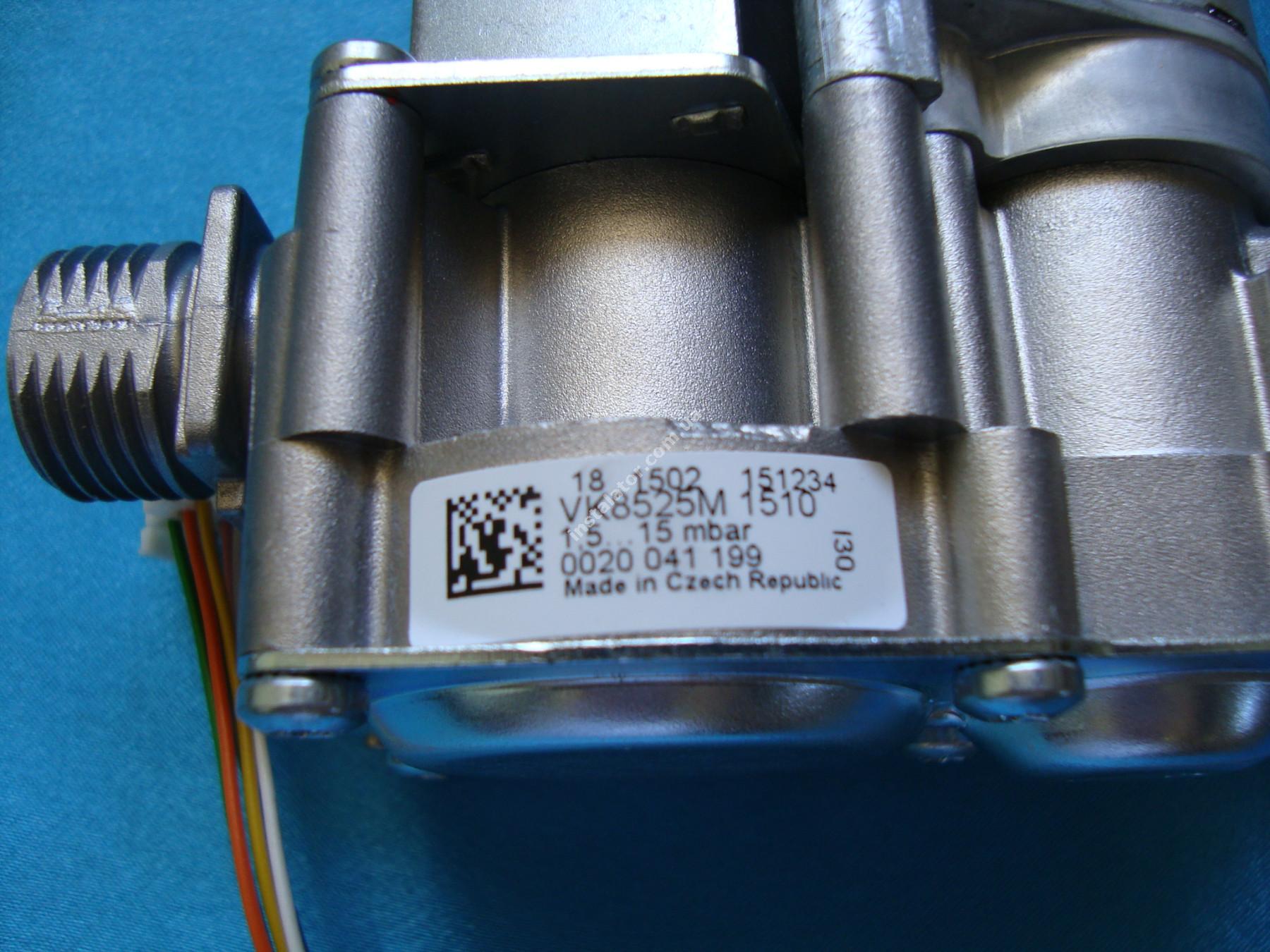 053520 Газовий клапан колонки VAILLANT MAG 16-0/0 XEA G20 (HONEYWELL CE-1312BM354) full-image-1