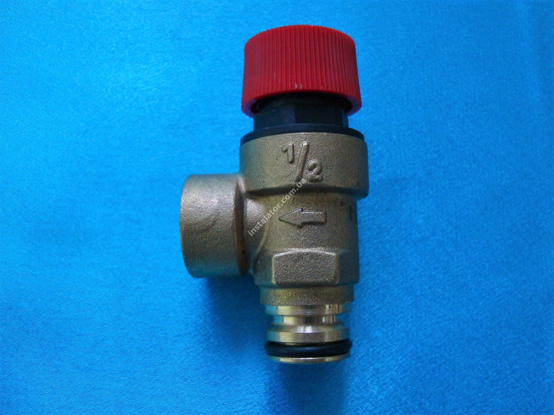 Запобіжний клапан  3 бар Beretta Ciao, Mynute, Exlusive, Super Exclusive full-image-2