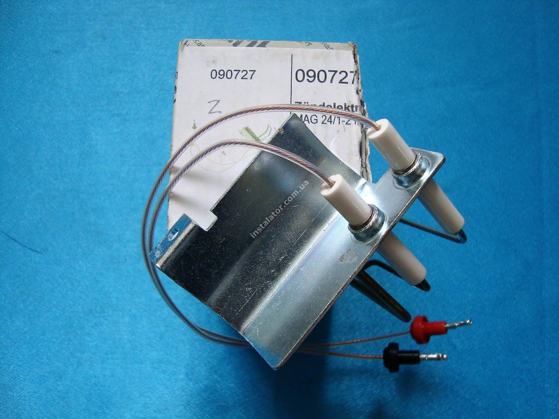 090727 Електрод розпалу й іонізації колонки Vaillant MAG  full-image-1