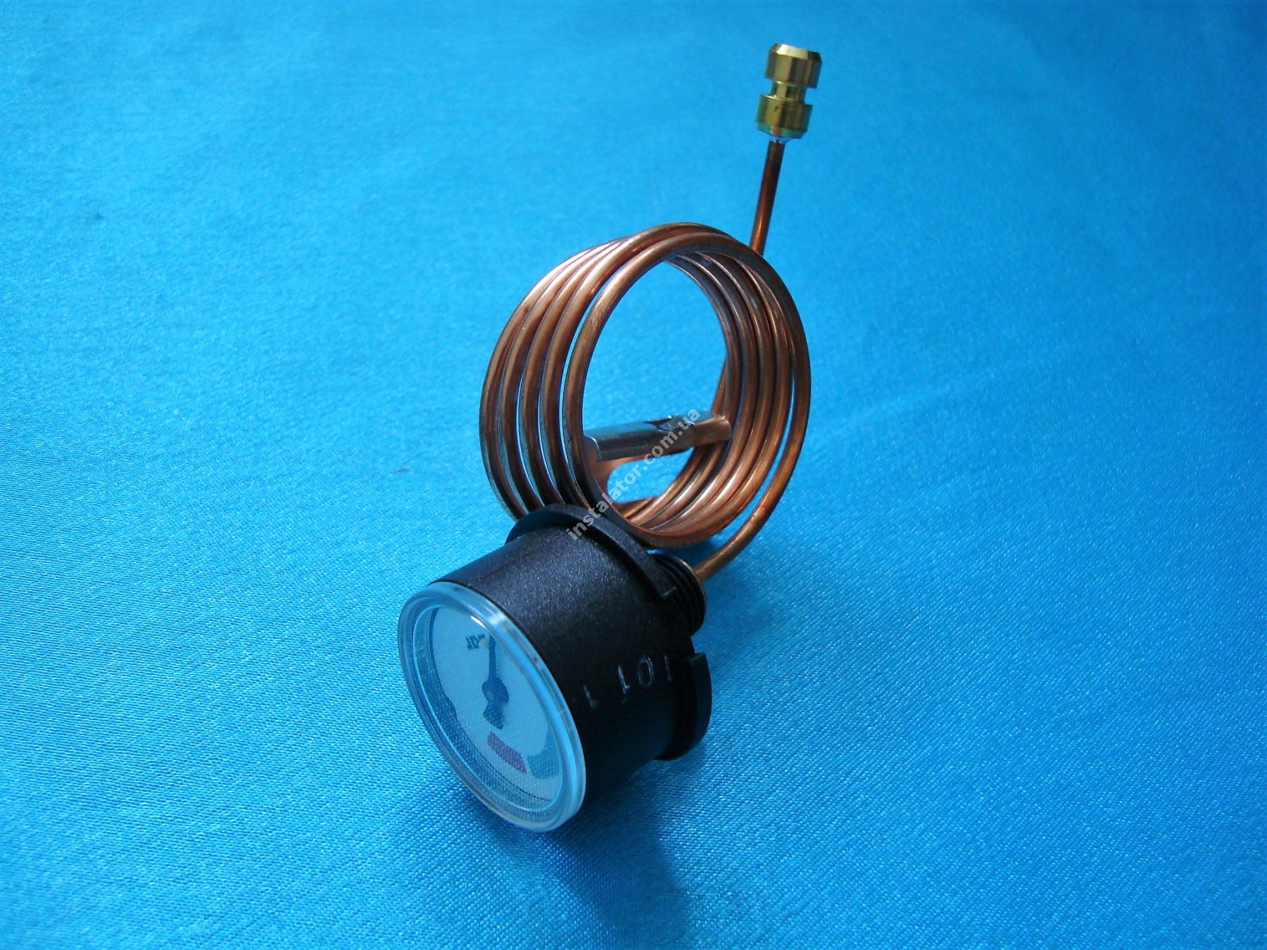 180982 Манометр VAILLANT АtmoTEC Pro, Turbo TEC pro, АtmoTEC plus, Turbo TEC plus  full-image-2
