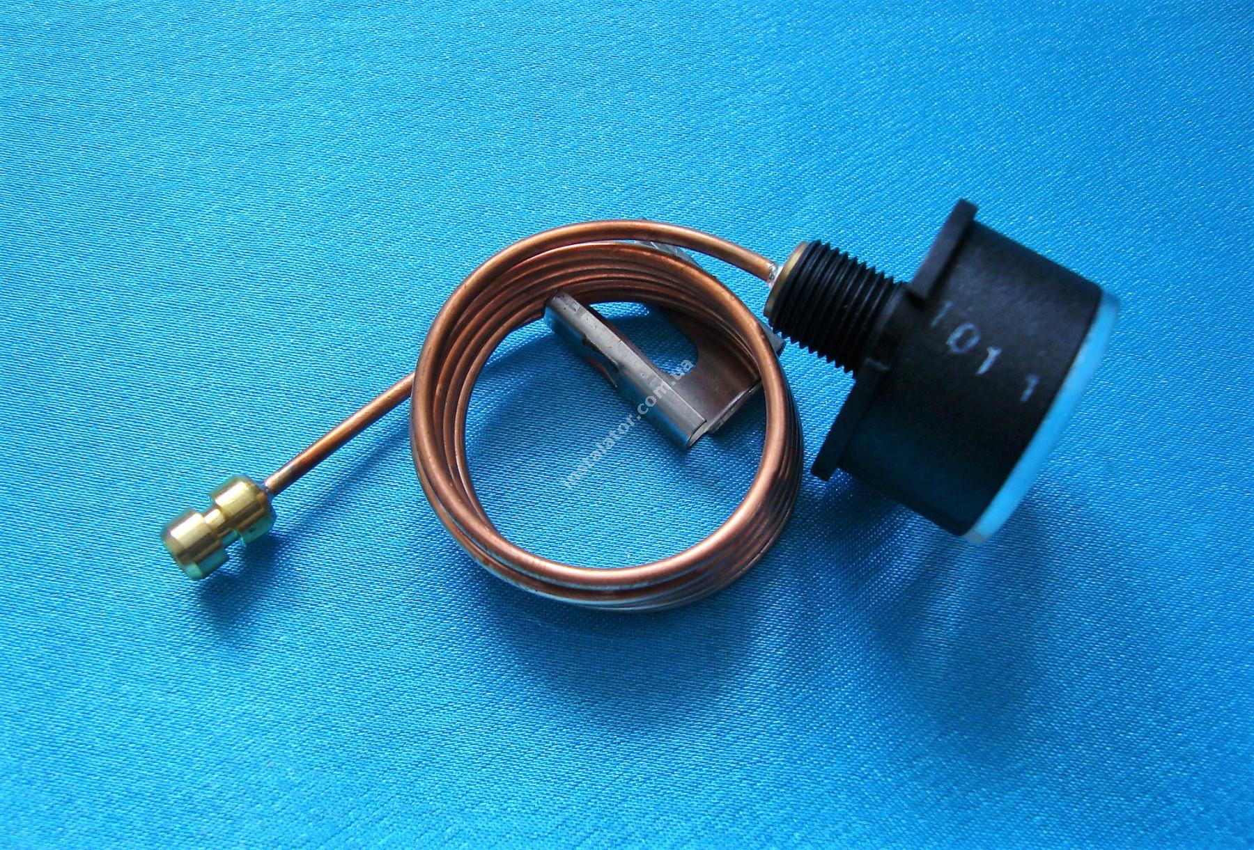 180982 Манометр VAILLANT АtmoTEC Pro, Turbo TEC pro, АtmoTEC plus, Turbo TEC plus  full-image-3