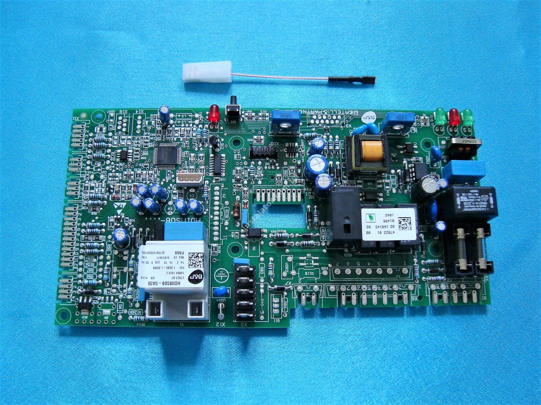 BI2075105 Плата керування Biasi Delta M97R full-image-0