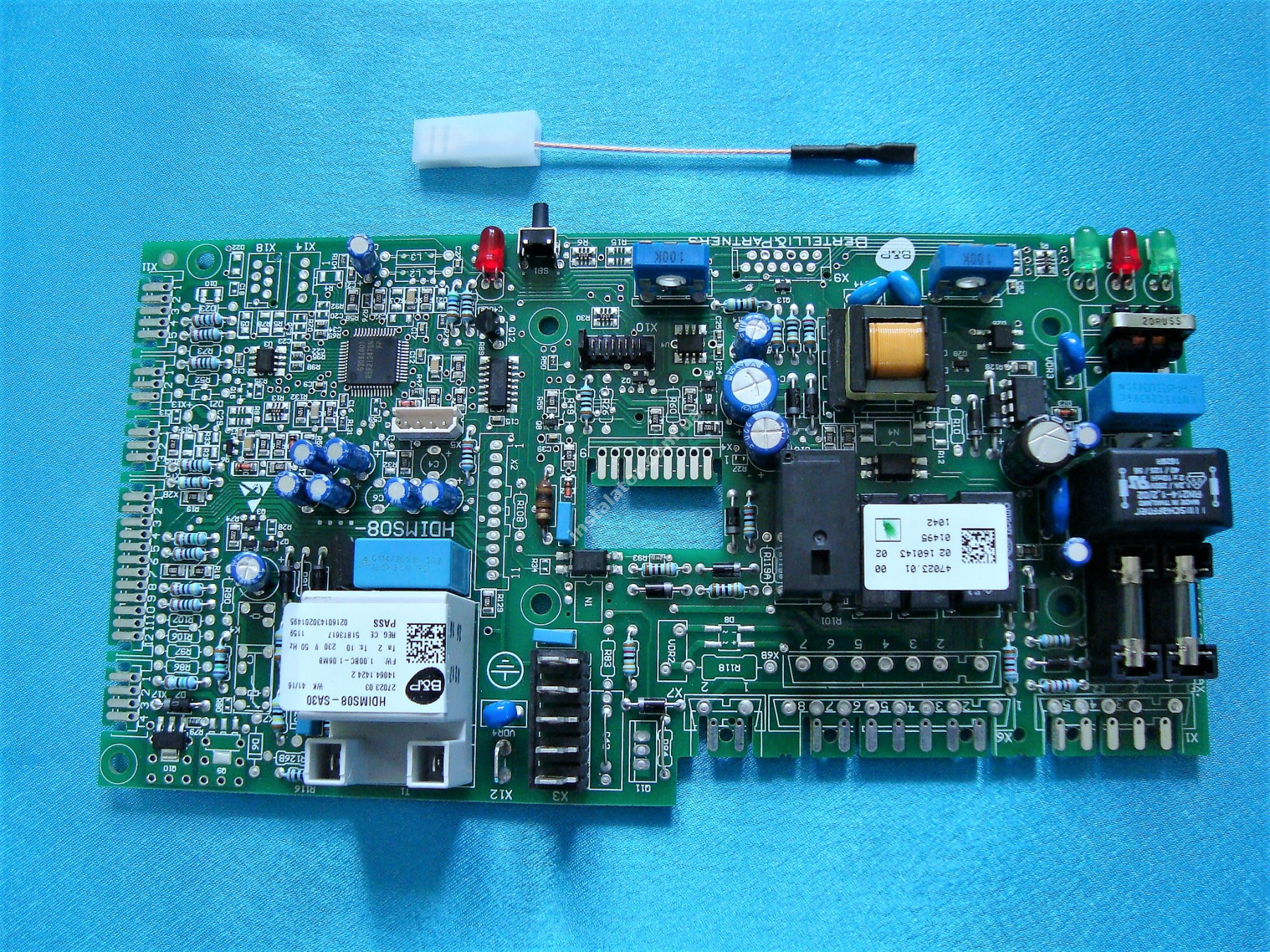 BI2075105 Плата керування Biasi Delta M97R full-image-1