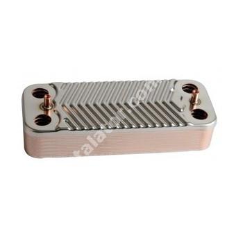 BI1001101 Теплообмінник ГВП Biasi BARVA, GARDA, RIVA COMPACT full-image-0