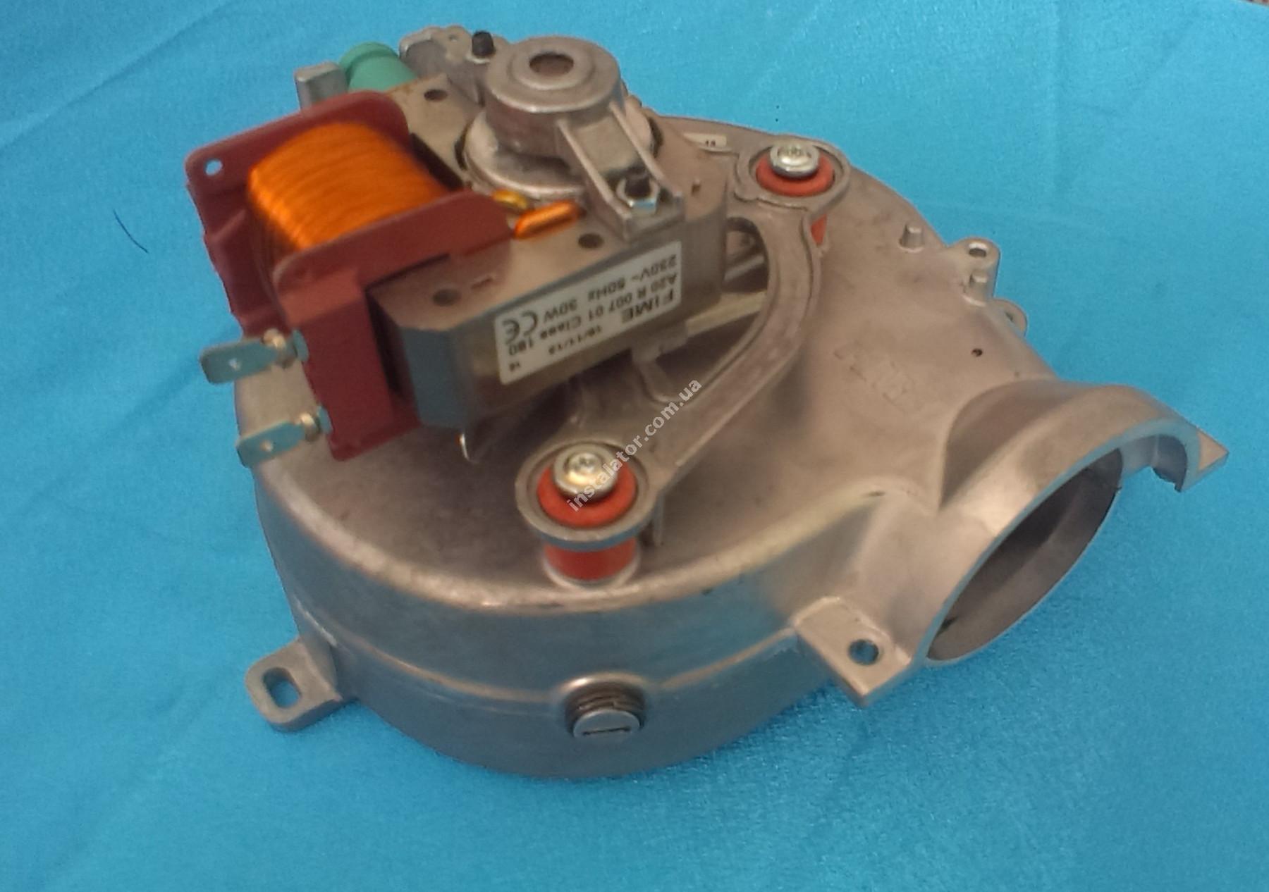 65104357  Турбіна (вентилятор) ARISTON EGIS, AS, BS, CLAS, CLAS SYSTEM full-image-1