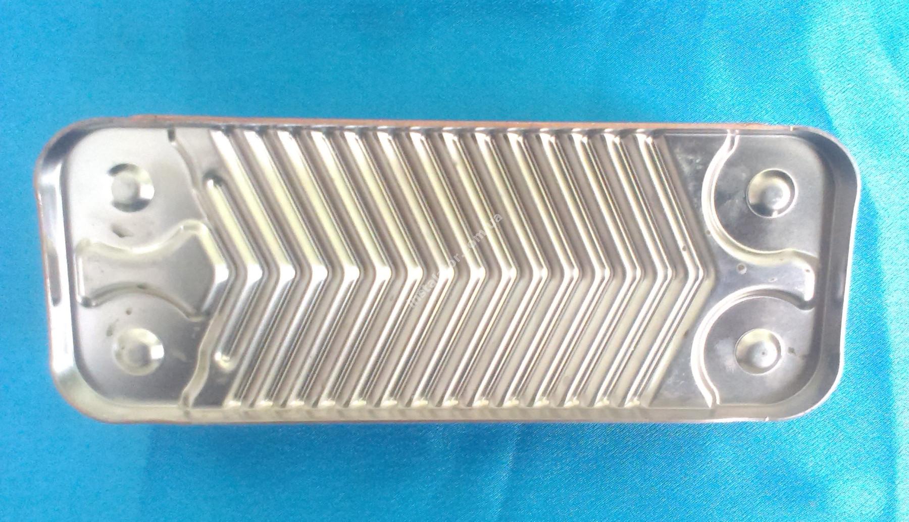 BI1001101 Теплообмінник ГВП Biasi BARVA, GARDA, RIVA COMPACT full-image-2