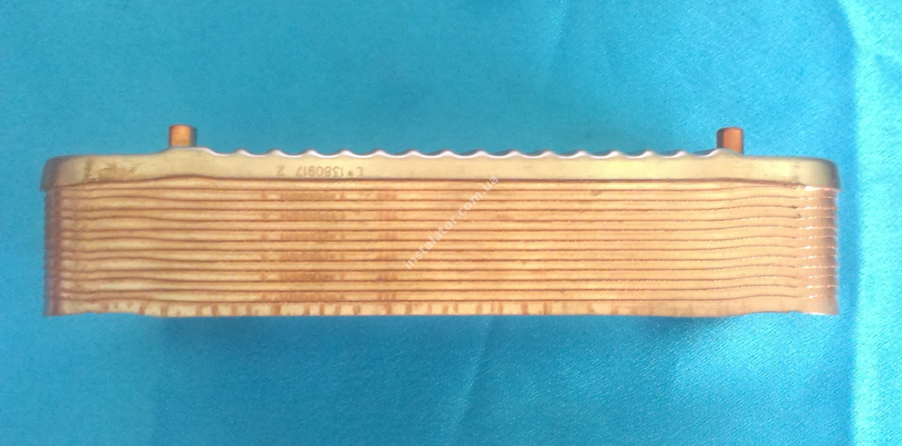 BI1001101 Теплообмінник ГВП Biasi BARVA, GARDA, RIVA COMPACT full-image-4