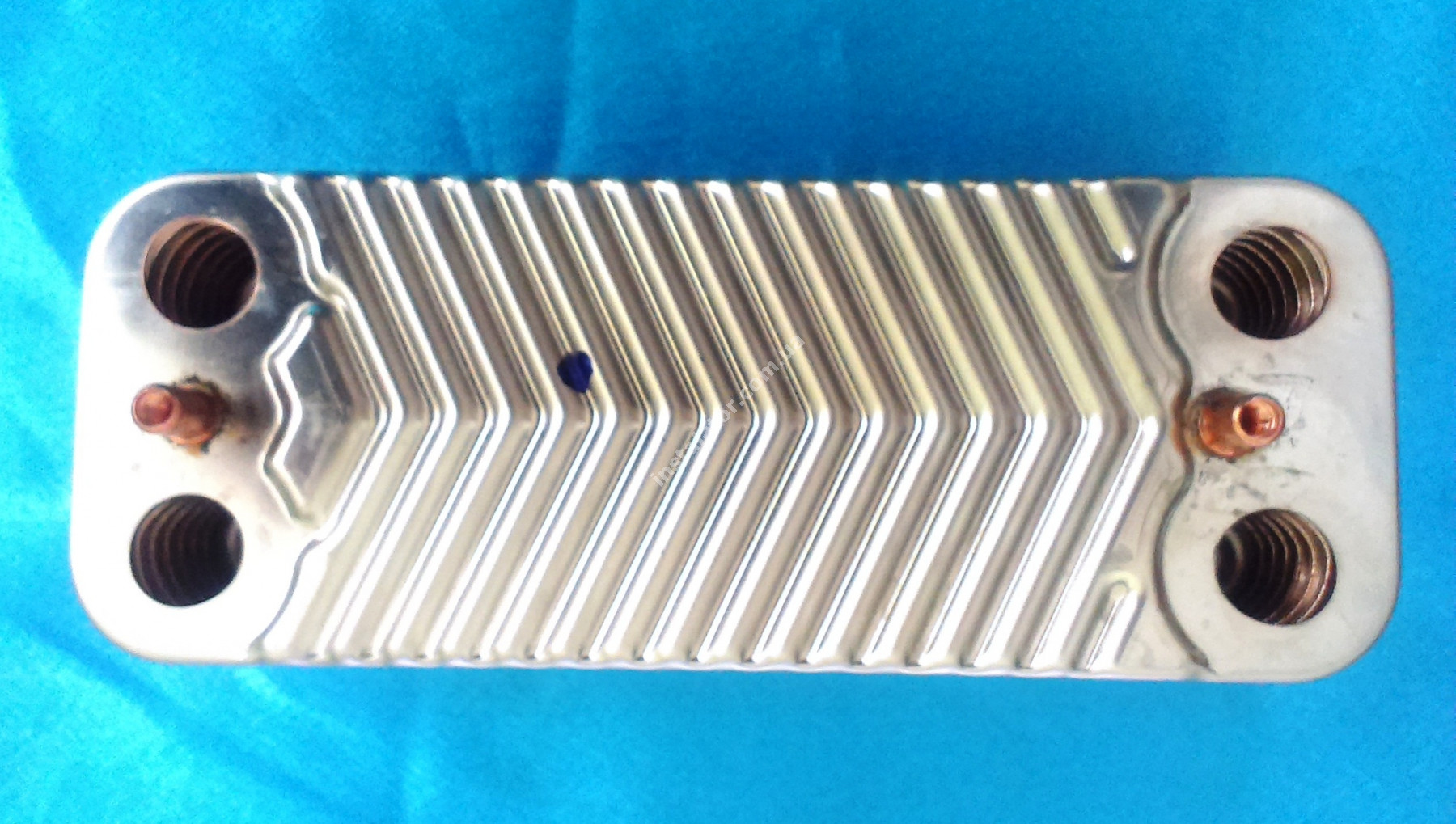 BI1001101 Теплообмінник ГВП Biasi BARVA, GARDA, RIVA COMPACT full-image-3