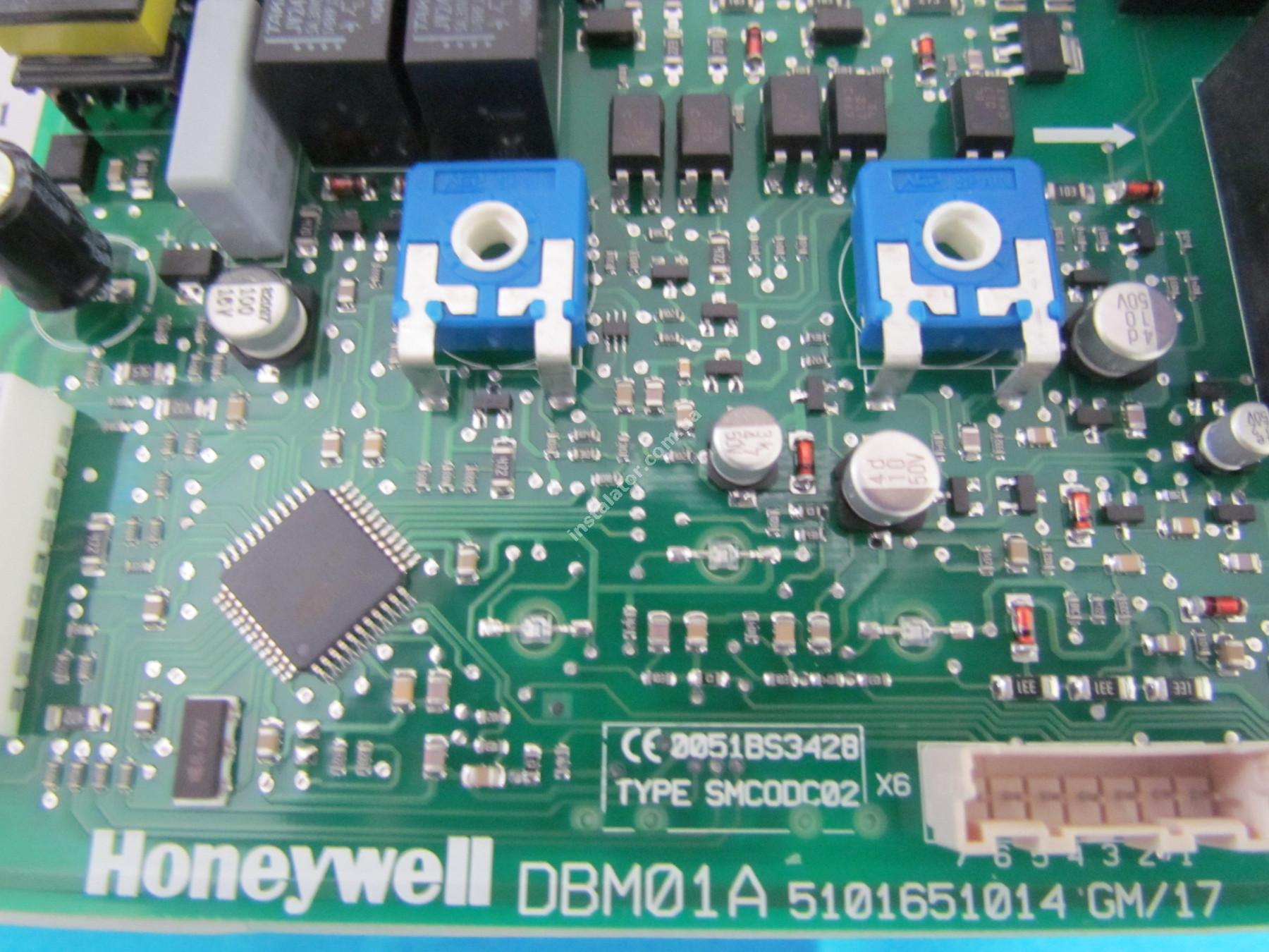 39819530 (36507991)  Плата електронна Ferroli Domiproject Honeywell DBM01A full-image-1