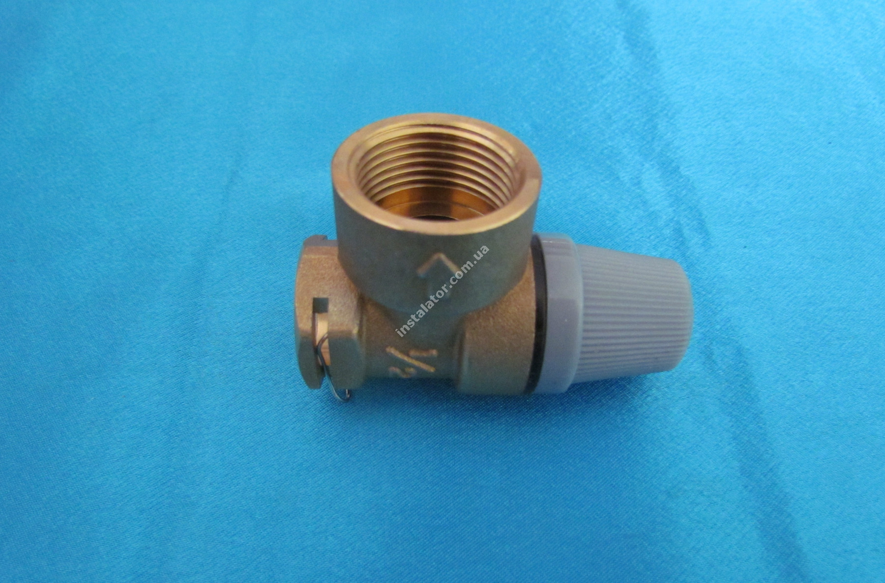 190732 Запобіжний клапан  VAILLANT Pro/Plus 3 bar full-image-1