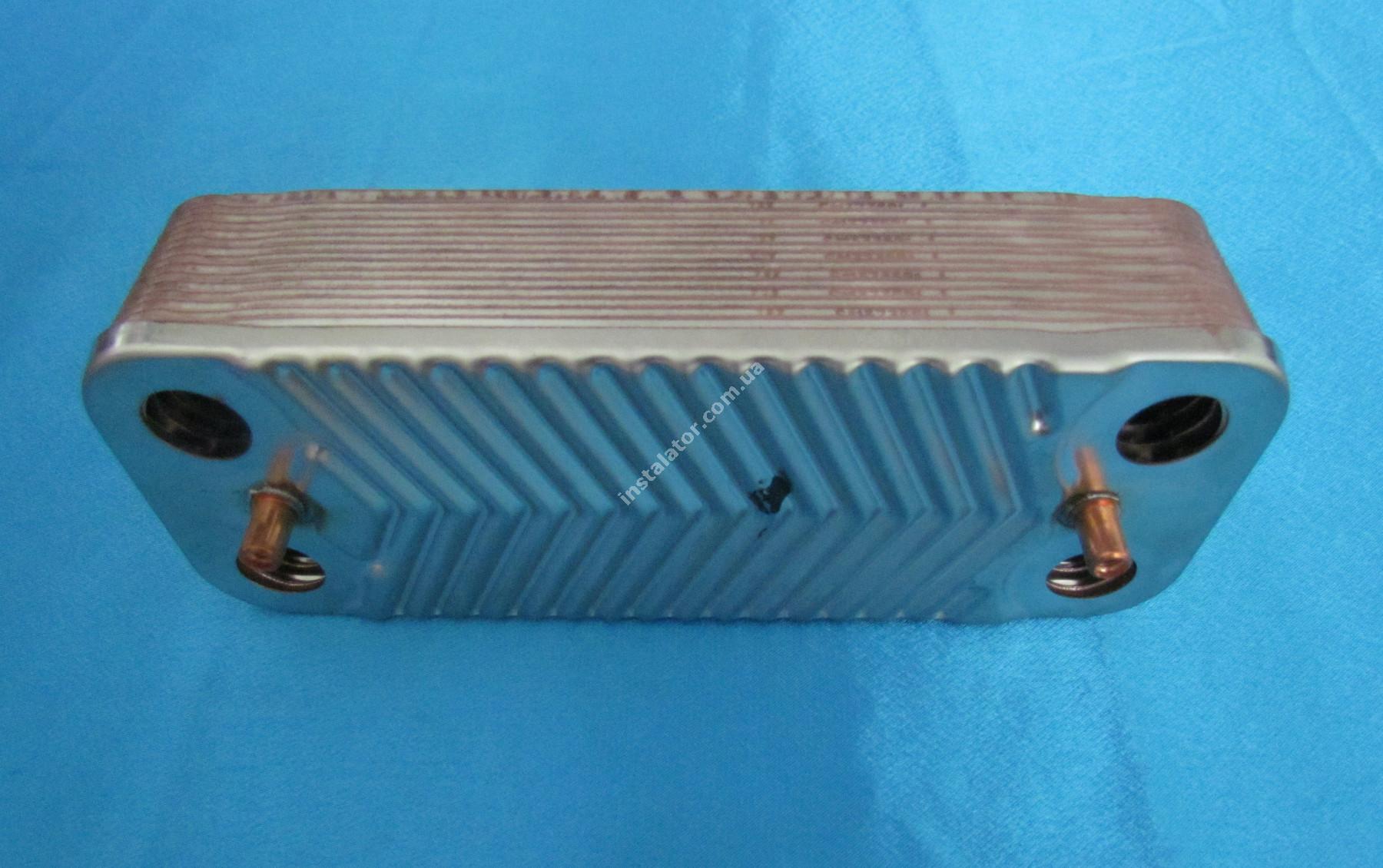 Теплообмінник ГВП ARISTON Class Matis BS Genus full-image-0