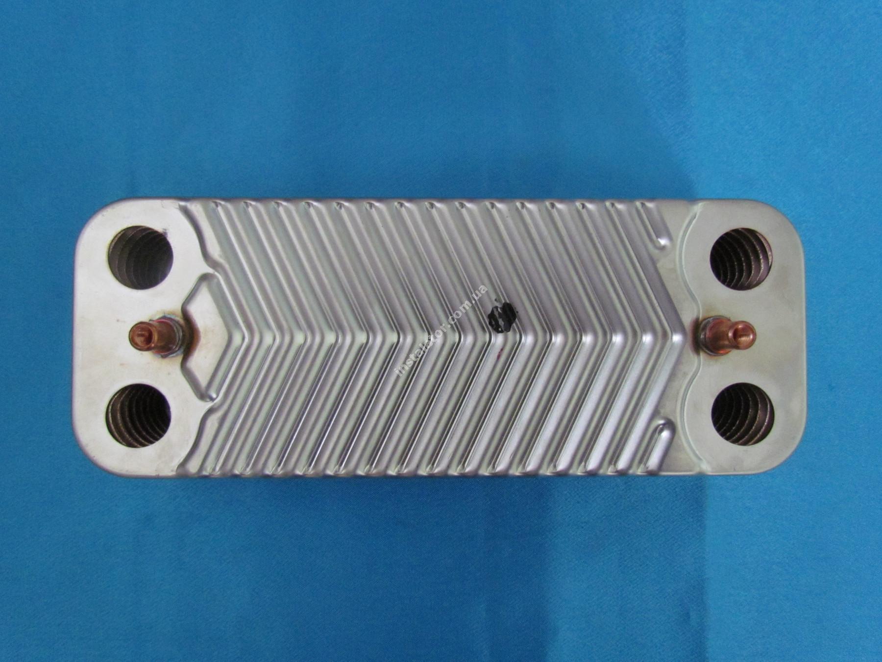Теплообмінник ГВП ARISTON Class Matis BS Genus full-image-3